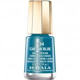 Лак Caftan Blue 9091134 для Ногтей Синий Бархат, 5 мл