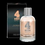 Вода The Fragrance EdT 4 Men Only Туалетная для мужчин, 100 мл