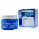 Крем Collagen Water Full Moist Cream Увлажняющий для Лица с Коллагеном, 100г
