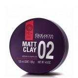 Помада Matt Clay Пластичной Фиксации, 125 мл