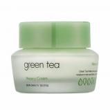 Крем Green Tea Watery Cream для Жирной и Комбинированной Кожи с зЗеленым Чаем, 50 мл
