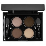 Тени Quattro Eyeshadow 643 для Век 4 Оттенка, 2,4г