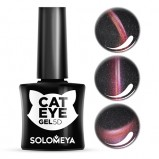 Гель-Лак Vip Cat Eye British Shorthaired Кошачий Глаз Британка 1/ 5D, 5 мл