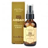 Масло Pure Argan Oil Арганы Чистое для Лица, Тела и Волос, 60 мл