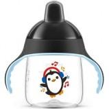 Чашка-Поильник, (260 мл, 12 мес+) Черный для Детей до 3-х Лет