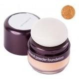 Рассыпчатая Пудра-Основа с Минералами с Пуховкой Mineral Powder Foundation Flawless, 6г