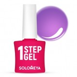 Гель-Лак One Step Gel Violet Однофазный Фиалка 30, 8,5 мл