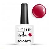 Гель-Лак Solomeya Color Gel Cerise SCG150 Светло-Вишневый 09, 8,5 мл