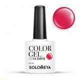 Гель-Лак Solomeya Color Gel Red SCG036 Красный 01, 8,5 мл