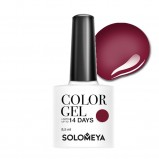 Гель-Лак Solomeya Color Gel Victoria SCG087 Виктория 102, 8,5 мл
