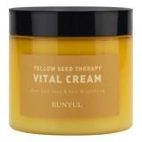 Крем-Гель Yellow Seed Therapy Vital Cream Витаминизирующий для Лица с Ниацинамидом и Экстрактами Цитрусовых, 270г