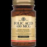 Кислота Folic Acid Фолиевая Таблетки №100