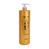 Шампунь Argan Oil Crystals для создания интенсивной красоты, плотности и объема, шелковистости и блеска волос с маслом Аргании и молочком Алоэ, 1000 мл