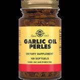 Масло Garlic Oil Perles Чесночное Перлес Капсулы №100