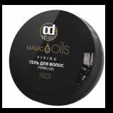 Гель 5 Magic Oils Для Волос Сильной Фиксации 5 Масел, 100 мл