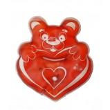 Грелка Мишка с Сердцем, 1 шт