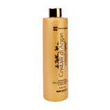 Шампунь Argan Oil Crystals для создания интенсивной красоты, плотности и объема, шелковистости и блеска волос с маслом Аргании и молочком Алоэ, 250 мл