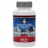 Омега 3 Масло Криля NFO Omеga 3 Krill Oil, 60 капсул