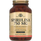 Спирулина Spirulina Таблетки 750 мг №100