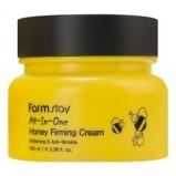 Крем All-In-One Honey Firming Cream Укрепляющий для Лица с Экстрактом Меда, 100 мл