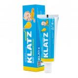 Паста Baby Зубная для Детей Большая Груша без Фтора, 48 мл