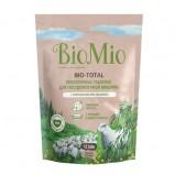 Таблетки Bio-Total для Посудомоечной Машины с Маслом Эвкалипта, 12 шт