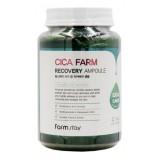 Сыворотка Cica Farm Recovery Ampoule Ампульная для Лица с Центеллой Азиатской, 250 мл