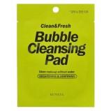 Тканевые Подушечки Clean & Fresh Bubble Cleansing Pad, 1шт