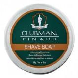 Мыло Clubman Shave Soap Натуральное для Бритья, 59г