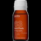 Пилинг F-Peel 20% pH 3,5 Деликатный для Периорбитальной Зоны, 60 мл