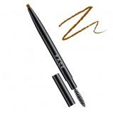 Карандаш Face Eyebrow Pencil Механический для Бровей цвет 743 Шоколадно-Коричневый Сменный Картридж, 4г