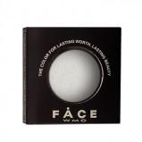 Тени Face The Colors для Век Цвет 007 Серебристый Шиммер, 1,7г