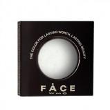 Тени Face The Colors для Век Цвет 008 Белый Перламутр, 1,7г