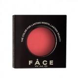 Тени Face The Colors для Век Цвет 010 Красный Матовый, 1,7г