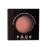 Тени Face The Colors для Век Цвет 081 Бронзовый Перламутр, 1,7г