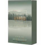 Набор Genwood Shave, 450 мл