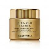 Крем Jalea Real&Ginseng Суперувлажняющий Снимающий Усталость-Дневной, 80 мл