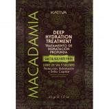 Маска Macadamia Интенсивно Увлажняющая для Нормальных и Поврежденных Волос, 35г