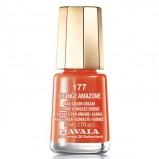 Лак Orange Amazone 9091177 для Ногтей Оранжевый, 5 мл