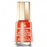 Лак Orange Fusion 9091106 для Ногтей Оранжевая Лава, 5 мл