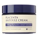 Крем Placenta Ampoule Cream Антивозрастной Плацентарный для Лица, 50 мл