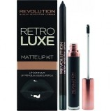 Набор для Макияжа Губ Retro Luxe Kits Matte Magnificent