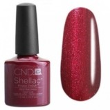 Покрытие Shellac # 009 Red Baroness Гелевое, 7,3 мл