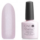 Покрытие Shellac # 91969 Grapefruit SparkleГелевое, 7,3 мл