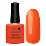 Покрытие Shellac Paradise # 90514 Electric Orange Гелевое, 7,3 мл
