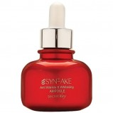 Сыворотка Syn-Ake Anti Wrinkle Whitening Ampoule Антивозрастная для Лица с Пептидом, 30 мл