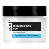 Крем Ultra Hyaluronic Cream Увлажняющий с Гиалуроновой Кислотой, 50 мл