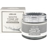 Крем White Tone Up Ampule Cream Ампульный Выравнивающий Тон Лица, 70 мл