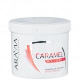 Карамель Caramel Natural для Депиляции Натуральная Очень Плотной Консистенции, 750 гр