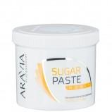 Паста  Sugar Paste Сахарная для Депиляции Медовая Очень Мягкой Консистенции, 750 гр
